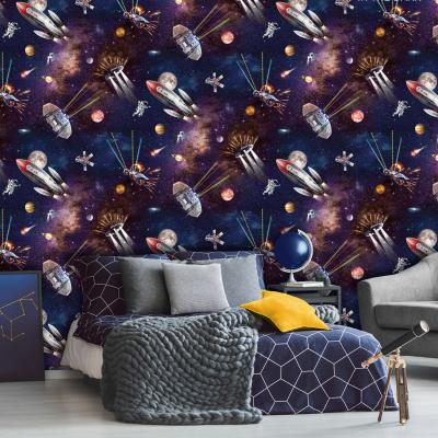 How To Create A Space Themed Children's Bedroom From Out Of This World