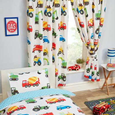 Cars, Trucks And Transport Themed Bedrooms For Children