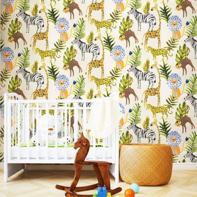 10 Gender Neutral Children's Wallpapers For Bedrooms And Nurseries
