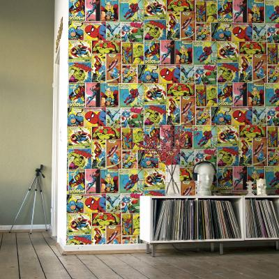 A Guide To Marvel Themed Bedrooms For Kids