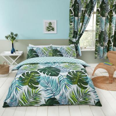 Tropical Jungle Themed Bedrooms (For Adults And Kids)
